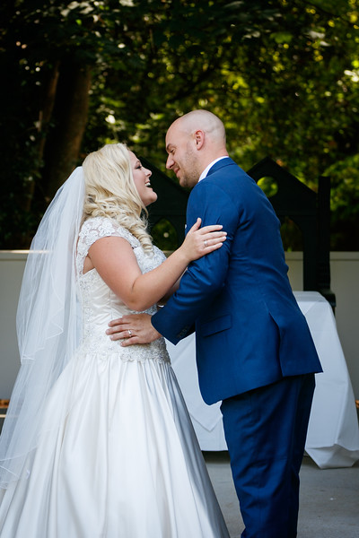 Jessica and Dean - Wedding