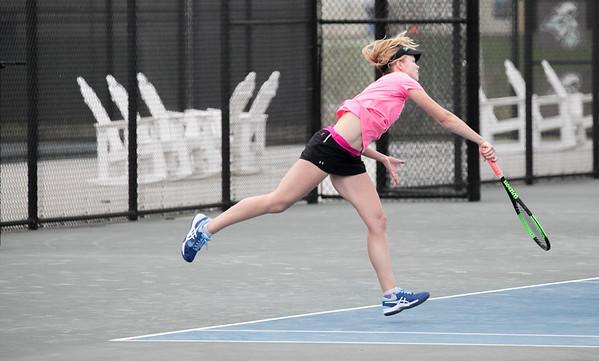 CCU Women's Tennis 2019