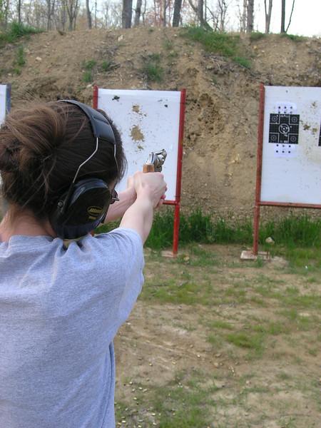 A day at the Gun Range