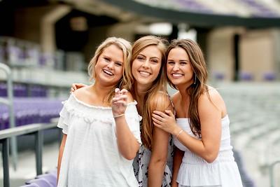 Cayla, Hannah & Riley