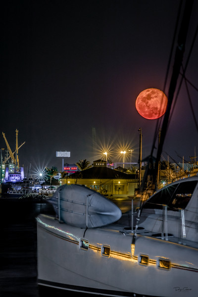 2019 Super Worm Moon