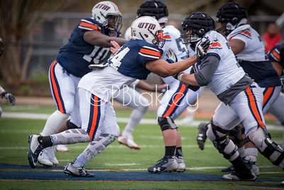 UTM BlueWhite Football (4-14-2018)