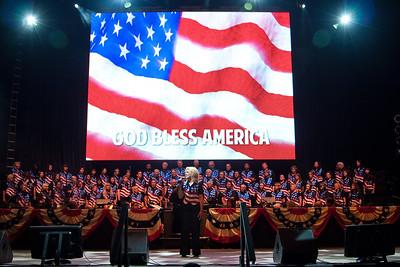 2012 Celebrate America Rehearsal