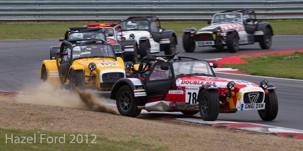 Snetterton Race September 2012