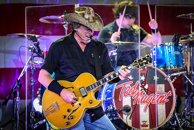 Ted Nugent -2018