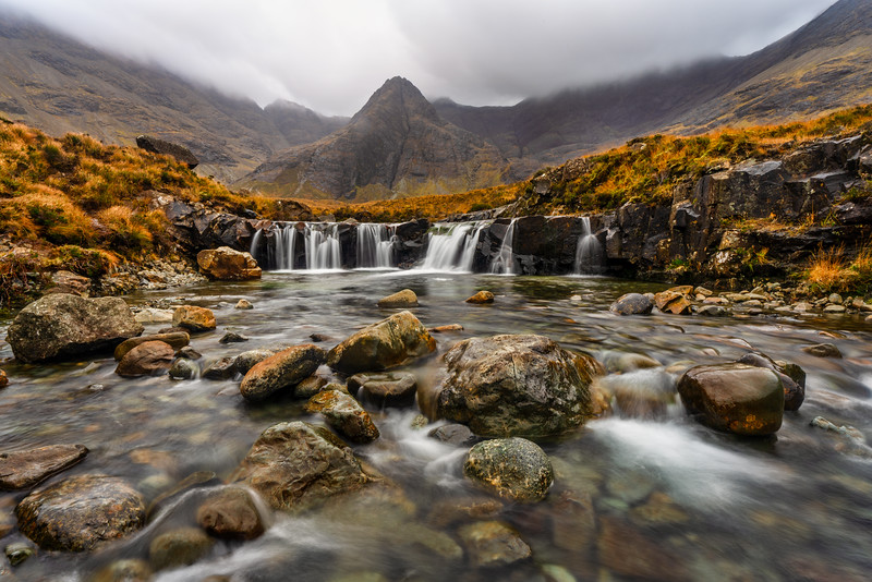 The Fairy Pools, Isle of Skye, Scotland