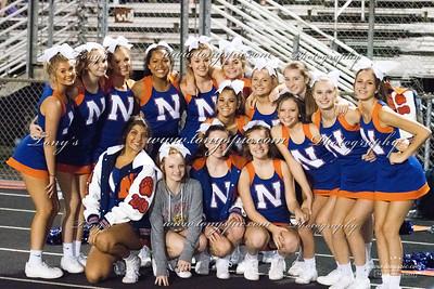 Cheerleaders @ Lafayette Game 29 Sept 2017