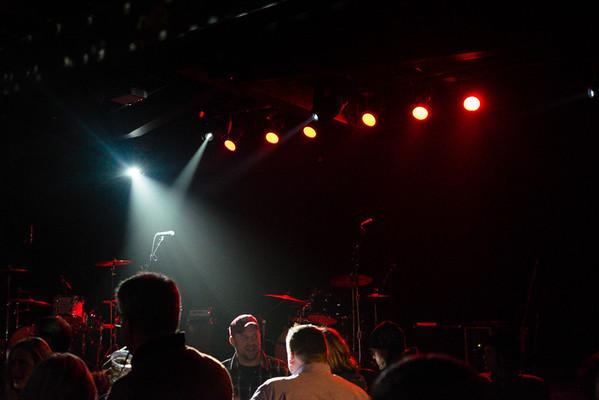 2013-12-8  The White Buffalo concert
