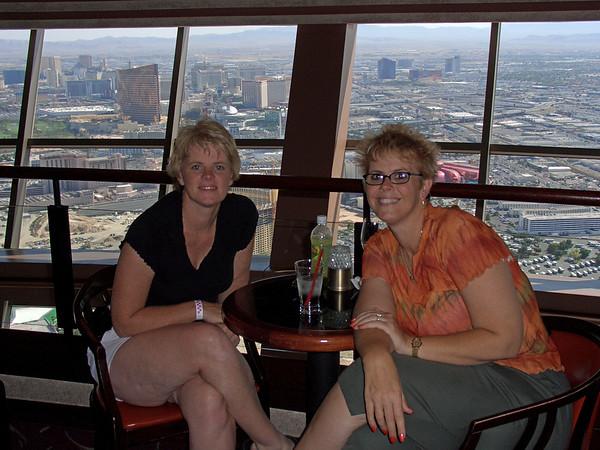 Las Vegas, May 2005
