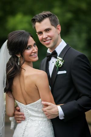 Eleni and Andrew