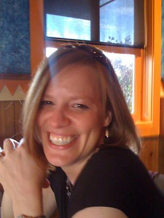 Adrienne's goodbye july 2009