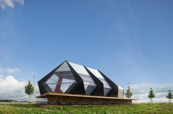 Paviljoen Kapkar Nijmegen Frank Havermans