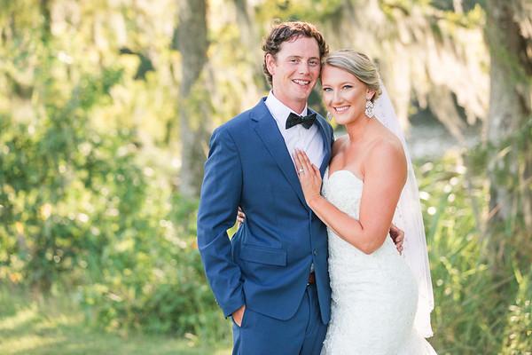Taylor & Cole wedding Portraits