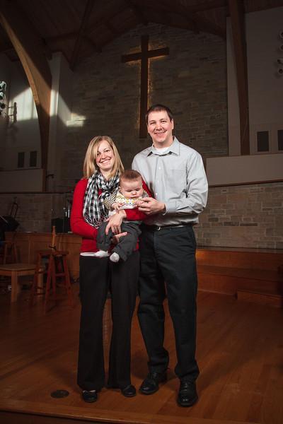 HPC Baby Dedication 11-25-2012
