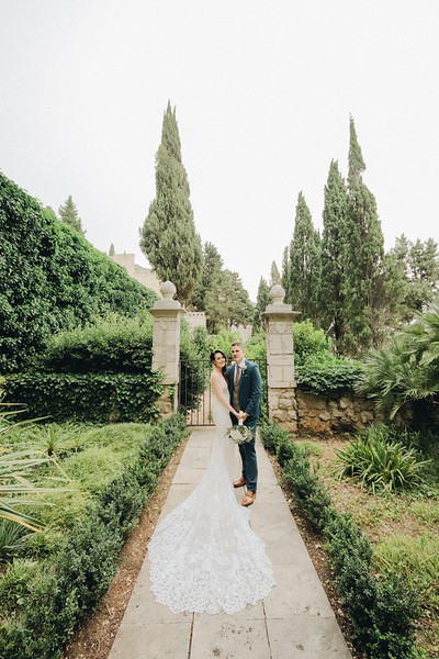 Sharon & Kevin, Dubrovnik, Croatia