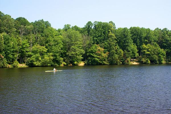 Julian Price Lake & Park - Near Blowing Rock, NC