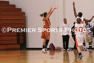 La Porte Girls Varsity Basketball vs Alvin 11/30/2010