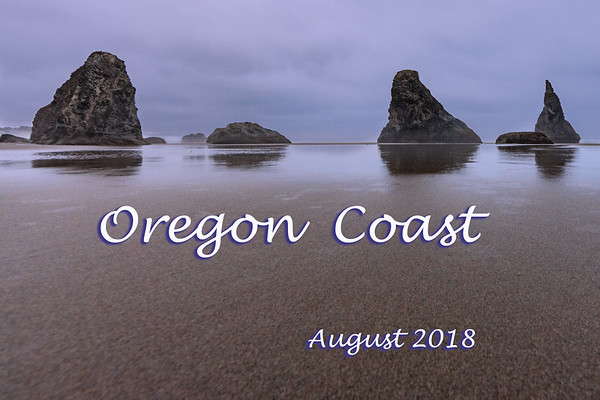 Oregon Coast 2018
