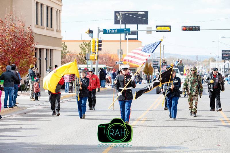 Gallup NM Veterans Day 2018 Celebration