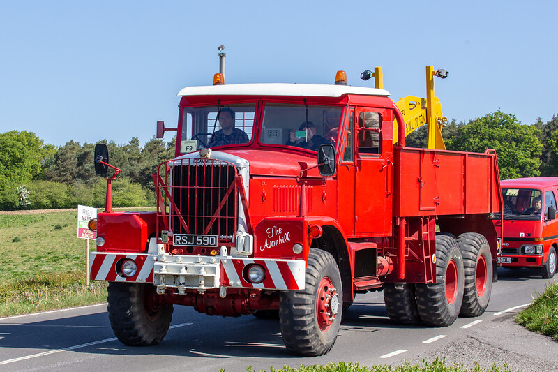 1956 Scammell Constructor