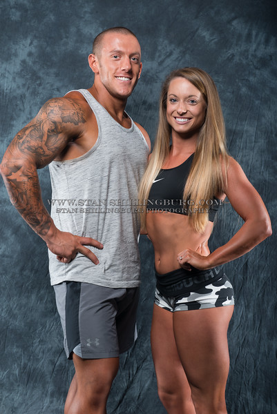 Shauna and Nic