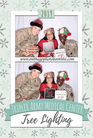 Tripler Army Medical Center Tree Lighting 12.11.19