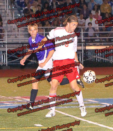 BP Boys Soccer vs AHS 9-3-2012