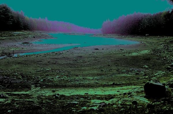 11/30/2016 Mike Orazzi | StaffBristol Reservoir Number 4 off Route 72 in Harwinton.