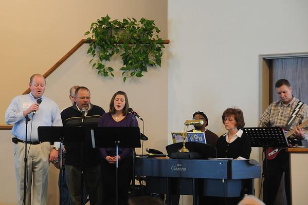 February 14, 2010 Worship Service