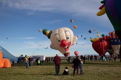 Albuquerque Balloon Festival 2018