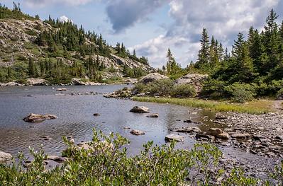Mohawk Lakes Hike/CO - Aug. 2016