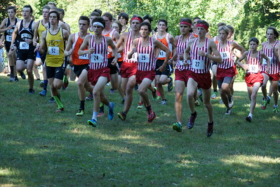 Coed Cross Country - 9/20/2016 Grant DW
