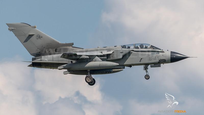 ItAF 6 Stormo / PANAVIA Tornado ECR / MM7067 6-41