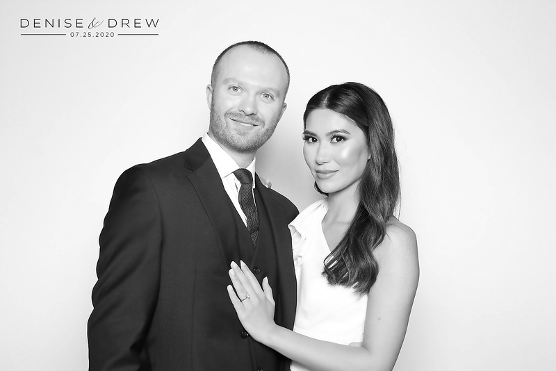 Denise and Drew (BW SkinGlow Booth)