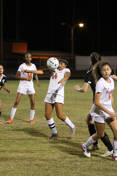 OP Girl's Soccer vs. Yulee - Photos by Debbie Berlin
