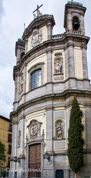 Sat 3/05 in Madrid: Basilica de San Miguel