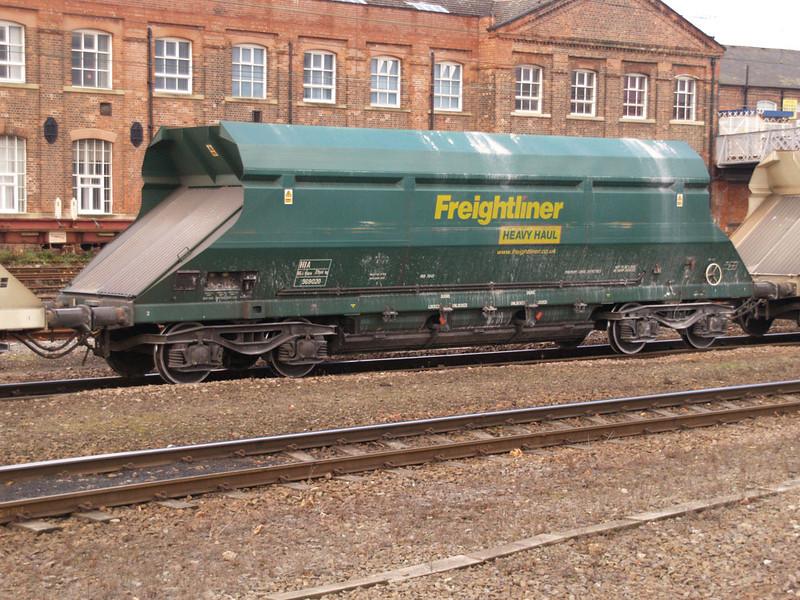 HIA 369020 Doncaster 10/03/09