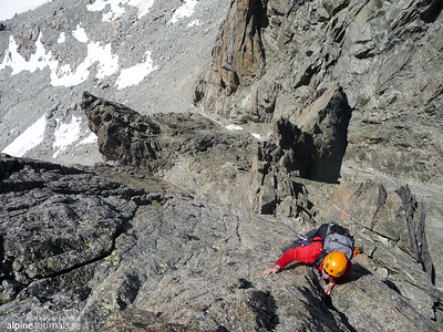 Alpine climbing Highlights