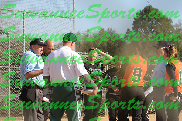 Suwannee Middle School Softball - 2013
