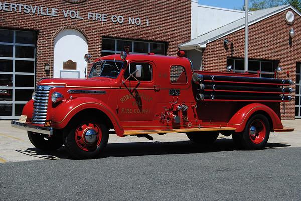 Robertsville Fire Company #1 Station 28-2