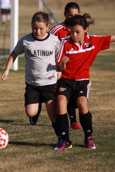 Desert United G U-11 soccer 2011