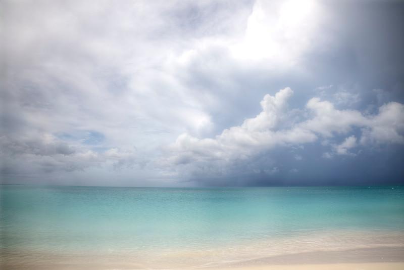 Turks and Caicos Beach