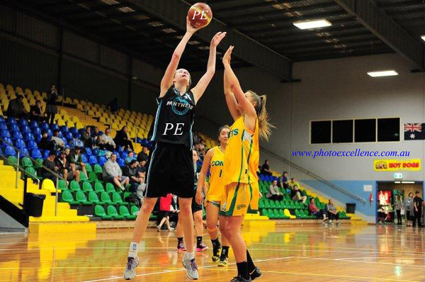 Panthers Women vs Comets Women