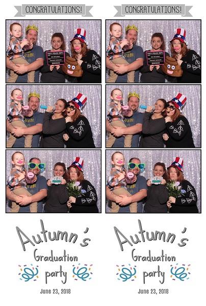 Autumn's Graduation Party