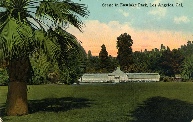 Scene in Eastlake Park