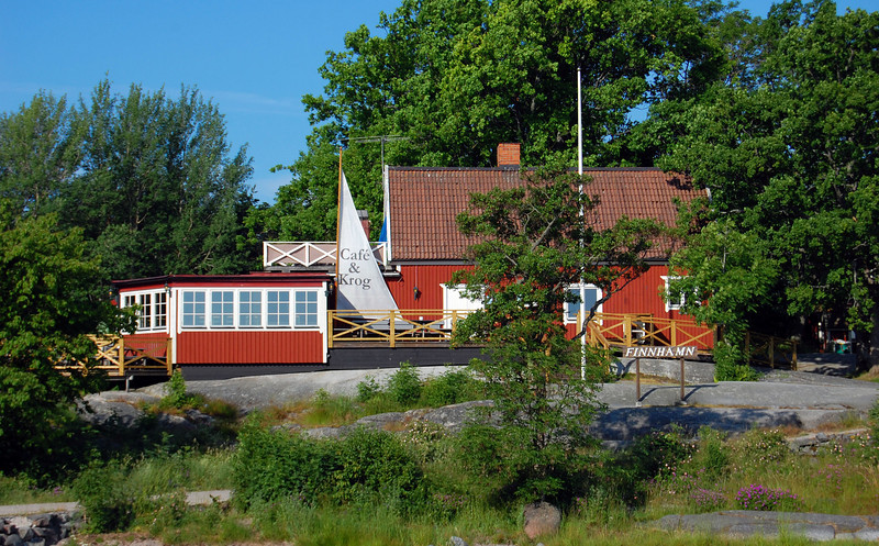 Finnhamn Cafe & Bar