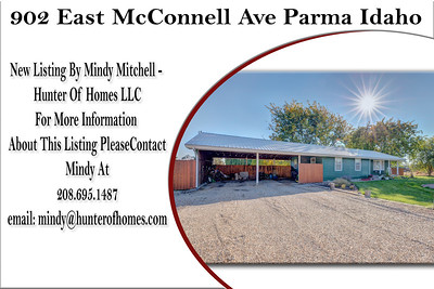 902 East McConnell Ave Parma Idaho - Mindy Mitchell