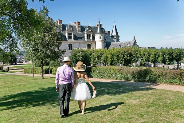 Château d'Amboise - Jardins