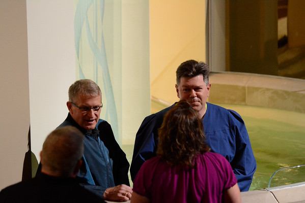 June 2016 Baptisms