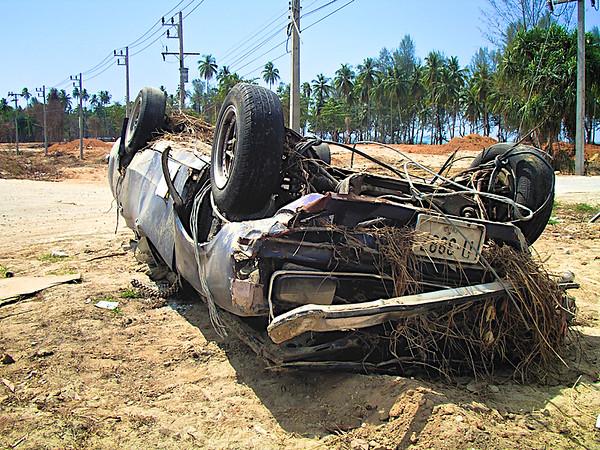 Post-Tsunami Phase 1 Relief Work - Thailand